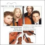 Cypress String Quartet: Haydn, Ravel, Schulhoff
