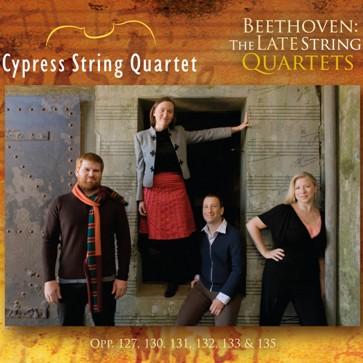 emerson string quartet beethoven