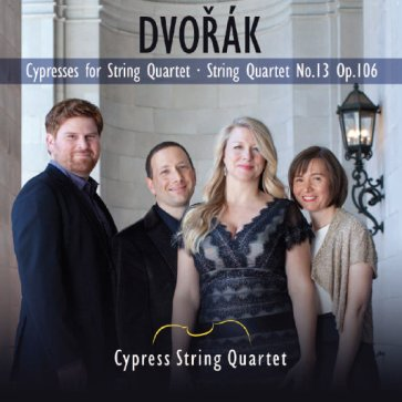 DVORAK-AVIE Cover Art