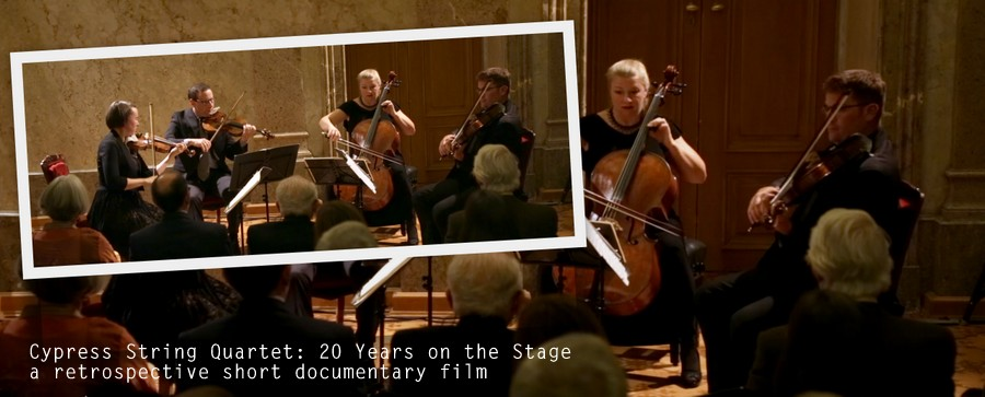 20 Years on the Stage - Video
